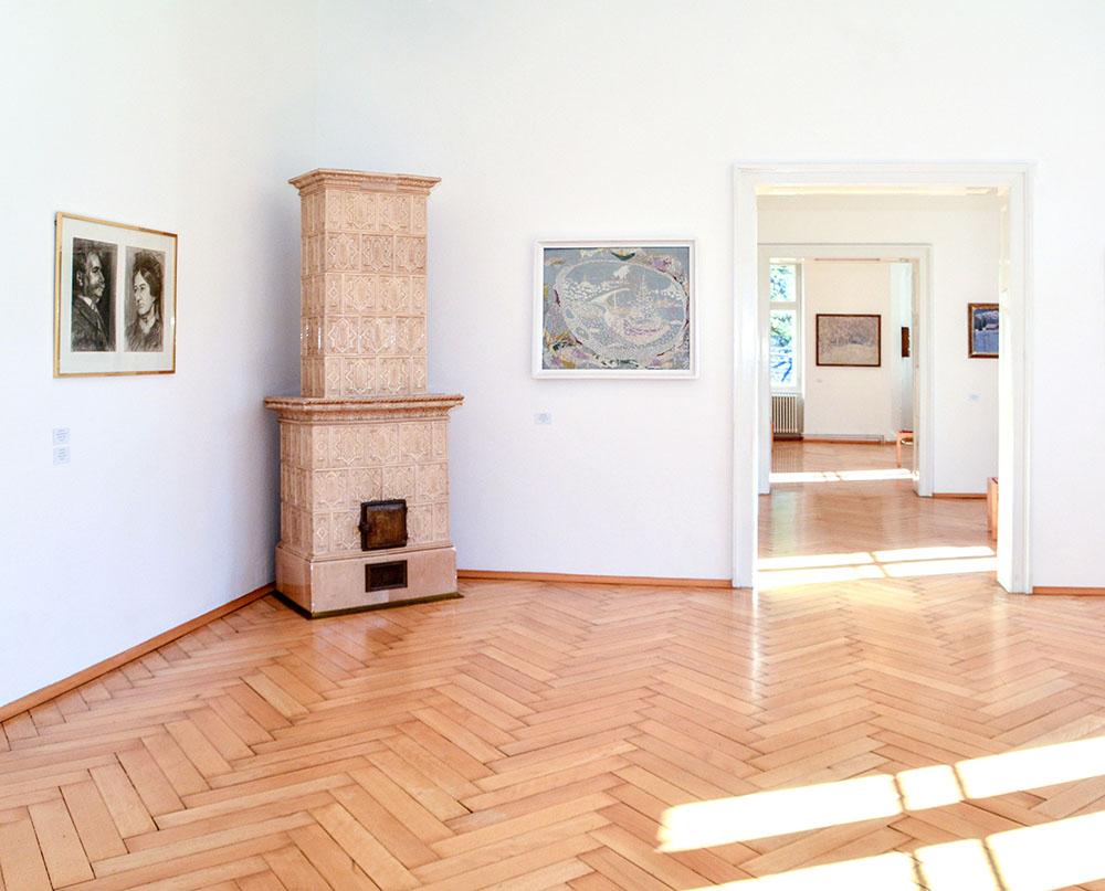 Museum of the Nötscher Kreis Room 1 ©fatzi
