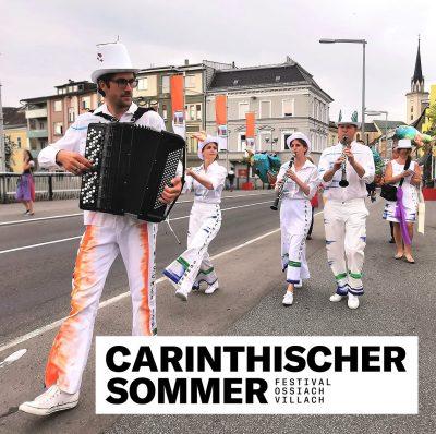 Carinthischer Sommer 2021 - Museum des Nötscher Kreises